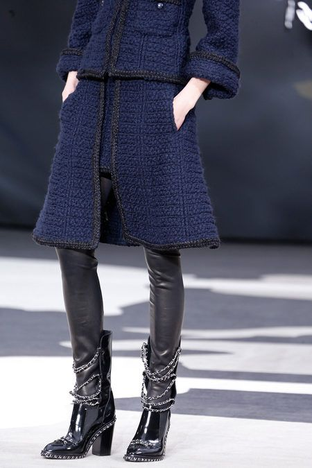 FALL 2013 READY-TO-WEAR Chanel