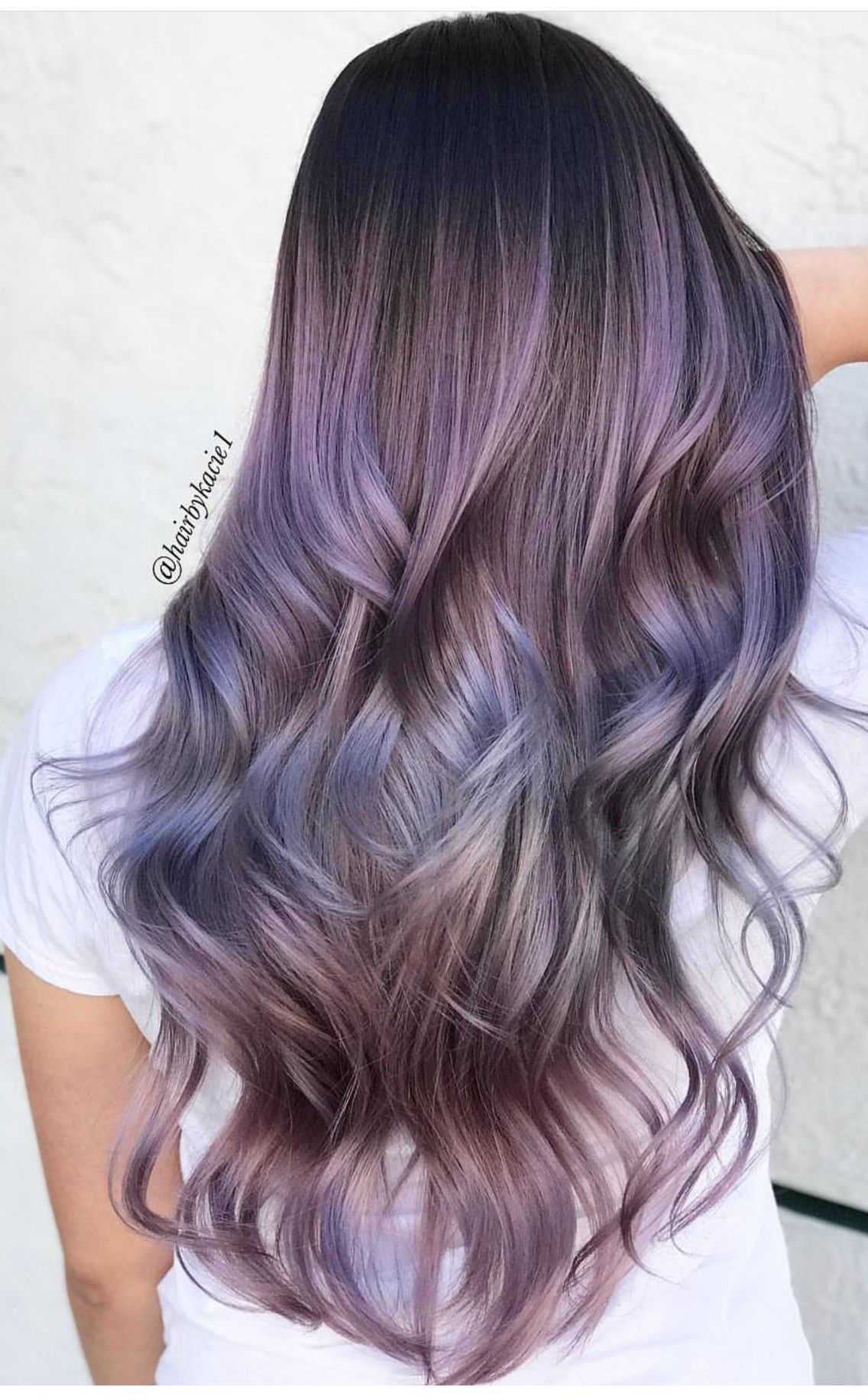 Pin By Owl Hopf On Favorites In Hair Hair Styles Hair Inspo Color Lilac Hair