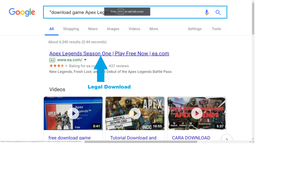 Free Pc Game Download Sites and difference between Legal