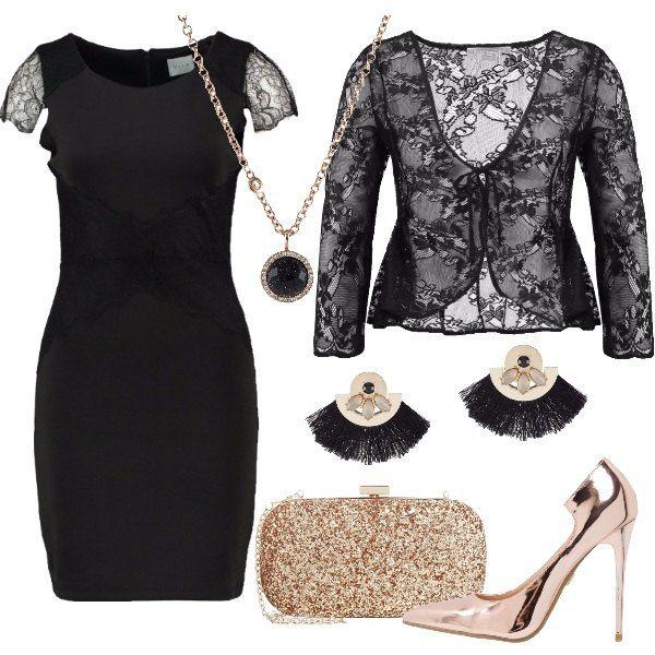 d81c8b6f57bd Outfit ideale per serate eleganti