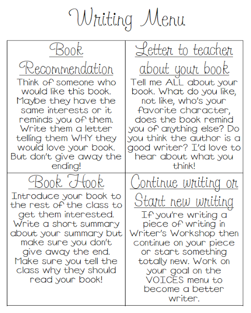 3rd grade writing worksheets pdf