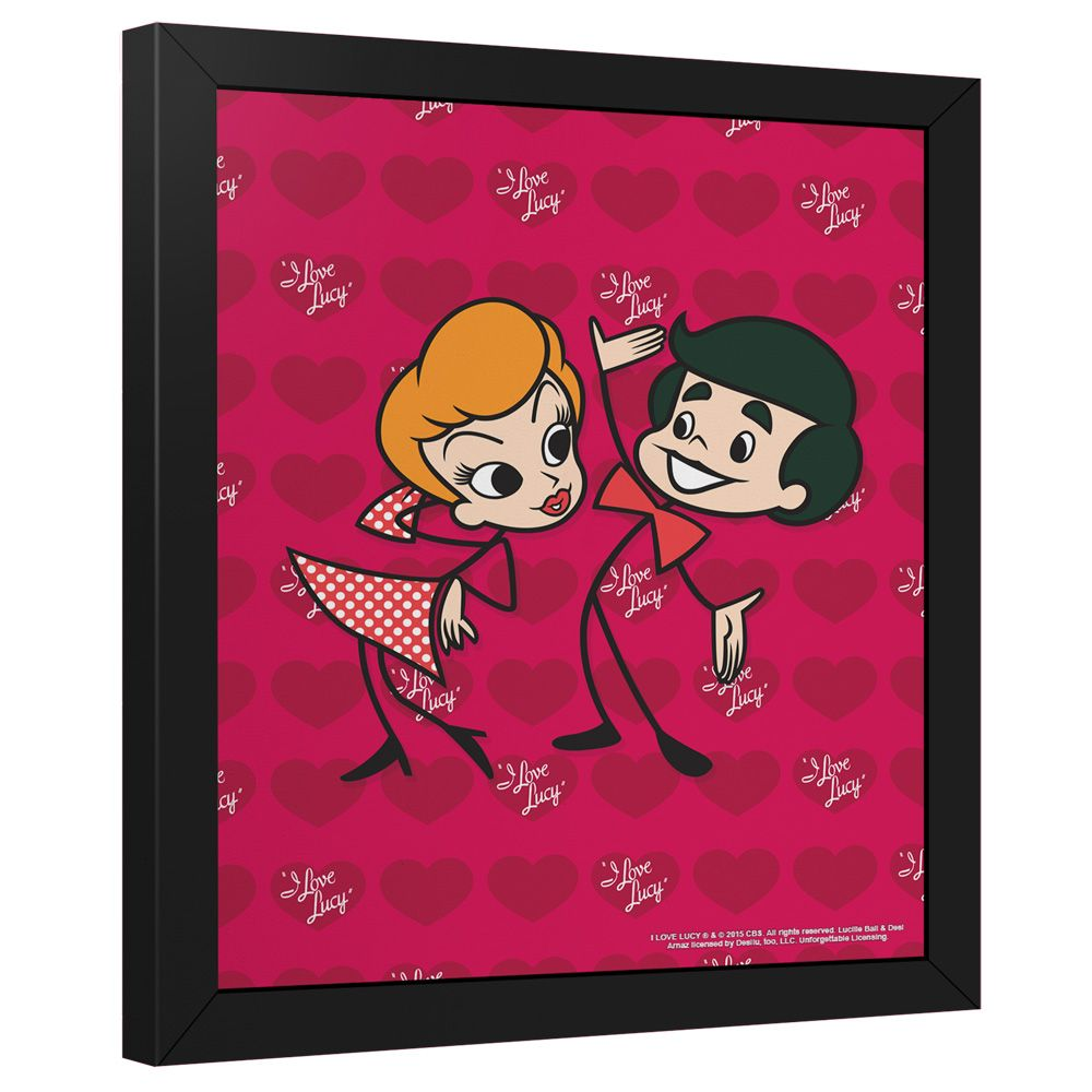 I Love Lucy Home Decor