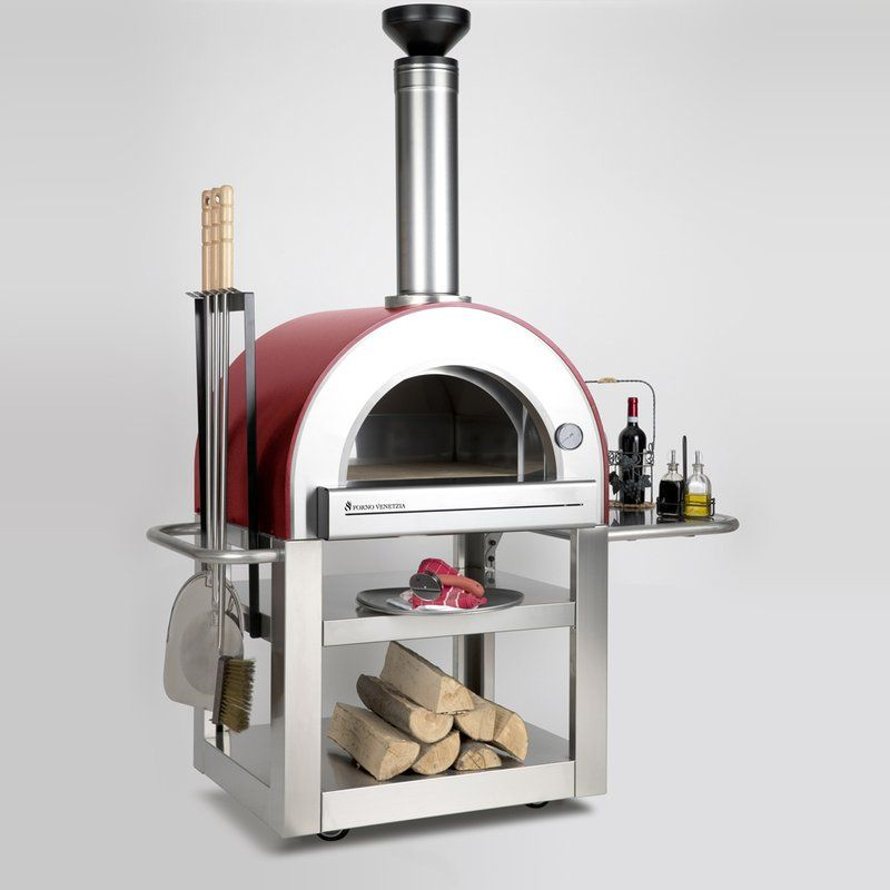To 500 Outdoor Pizza Oven