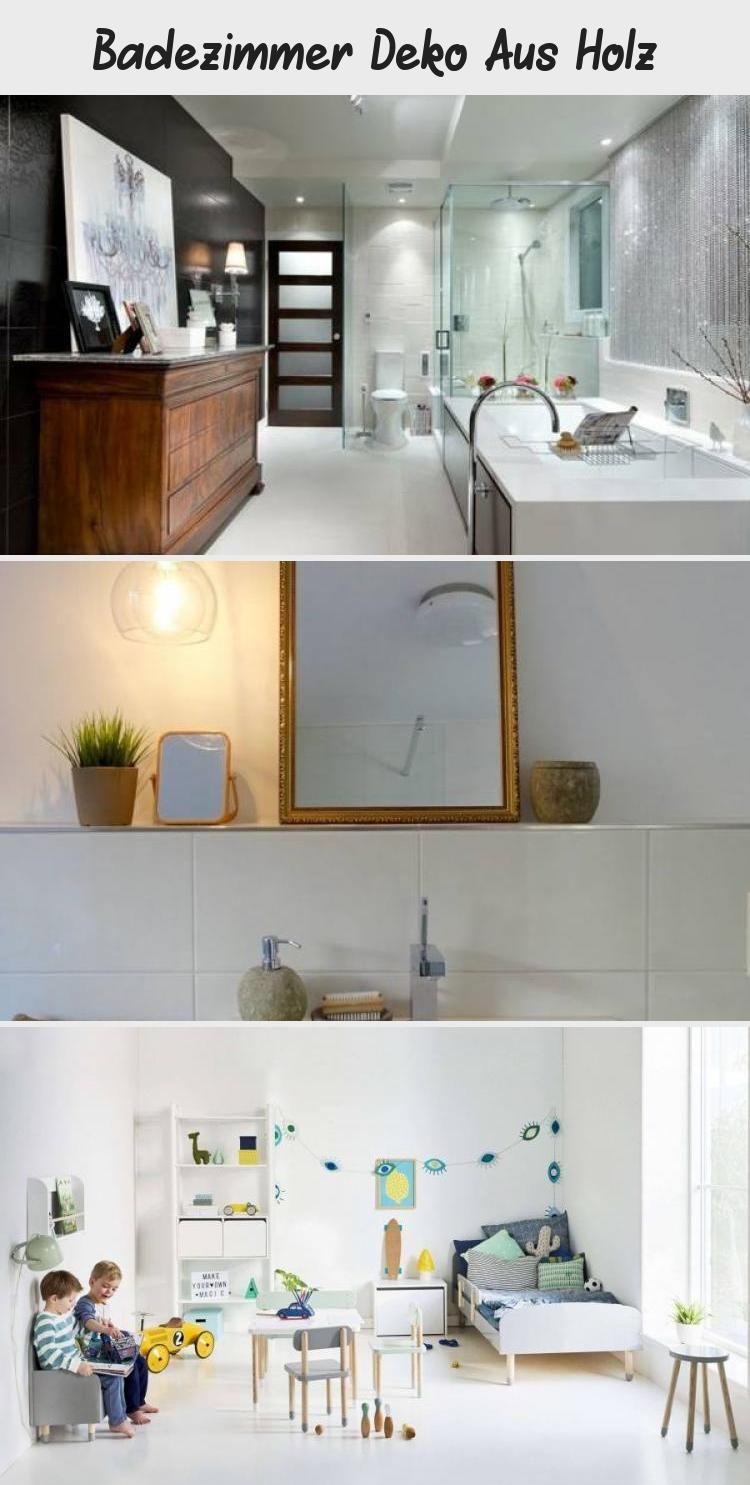 Badezimmer Deko Aus Holz Bathroom Mirror Home Decor Decor