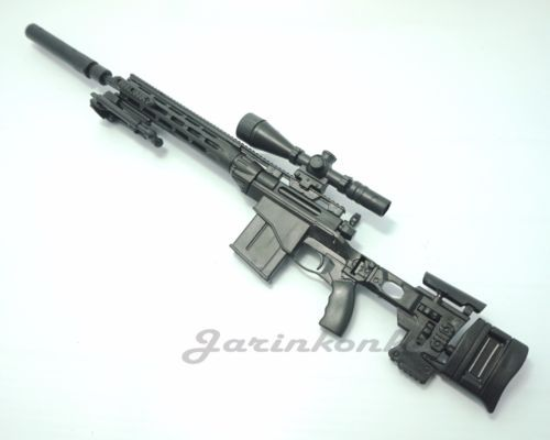 "1//6 Scale M16A4 Automatic Rifle Gun Model Weapons For 12/"" Soldier Action Figure"