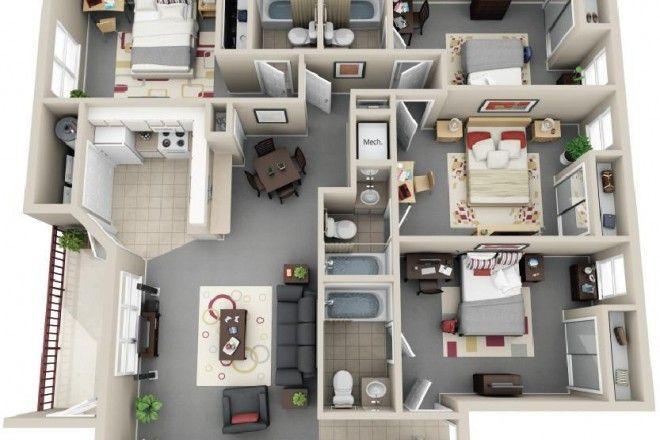 Riverwind Apartments Campus Dorm Apartment University Of Central Florida