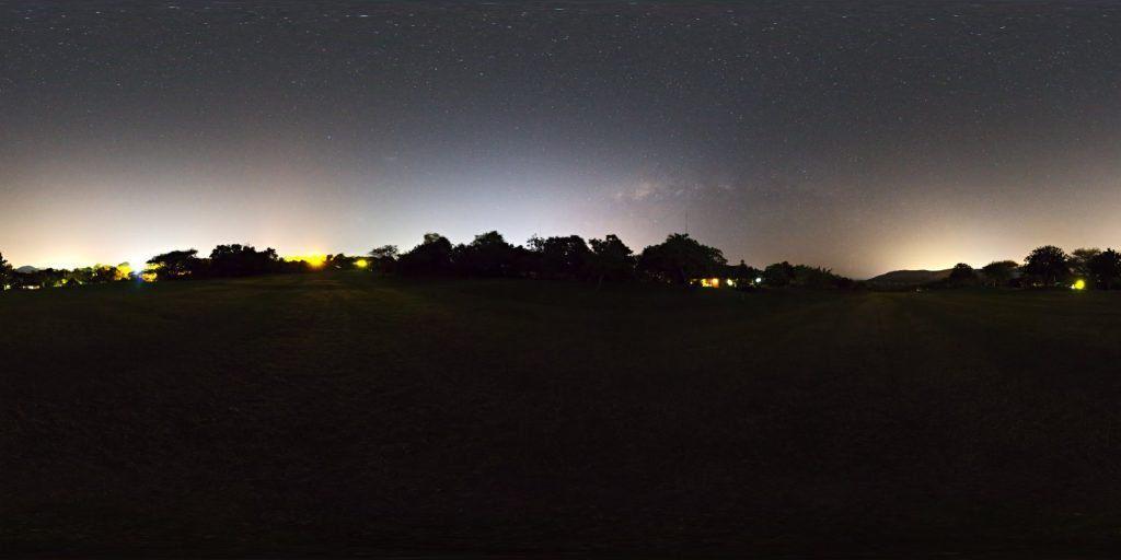 Free HDRI with stars & Milky Way [16k] | Blender | Winter