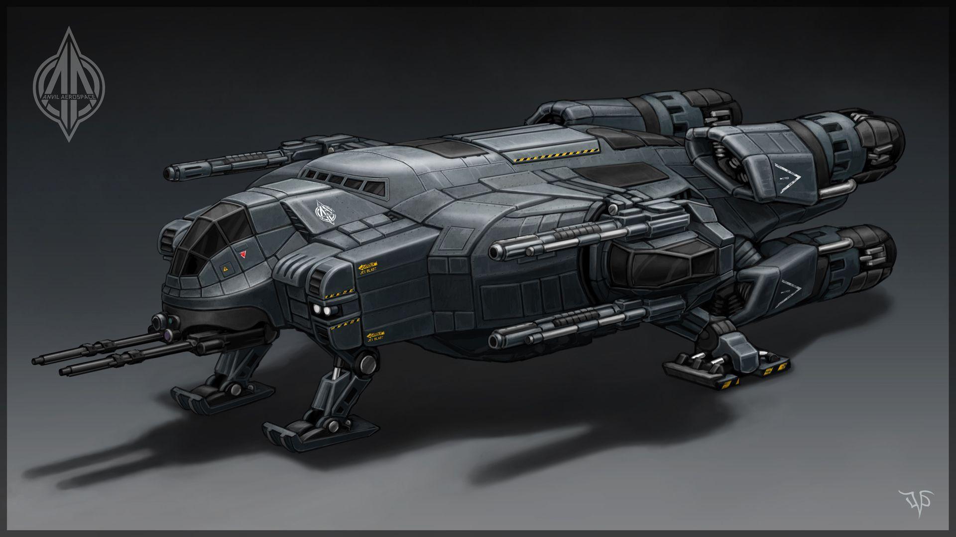 future rocket ship - HD1920×1080