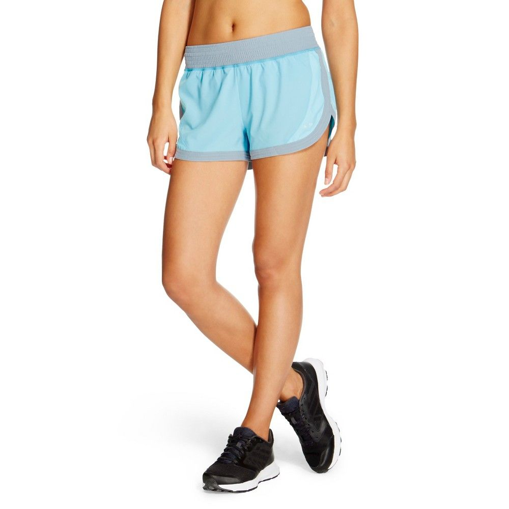 Short S Woven C9 Running Beach Blue Women's Champion OPkn0wX8