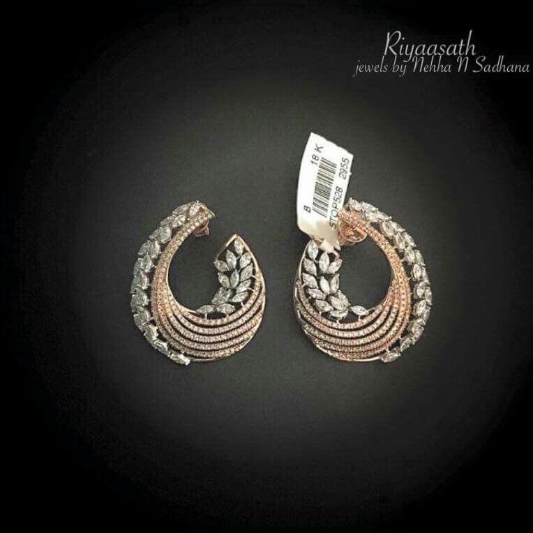 bd80152fe7ba0 yELLOW@ WHITE GOLD,DIAMONDS | Favourite Gold Jewellery in 2019 ...