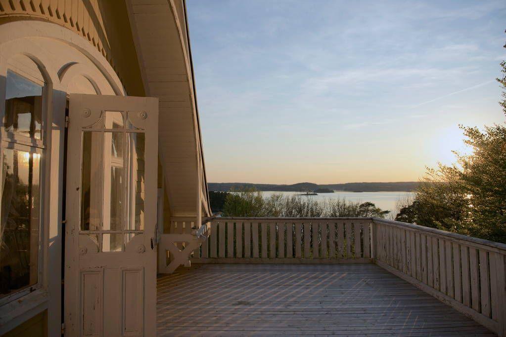 Australie Meets Zweden : Huis in ljungskile zweden stort gammalt sommarhus från