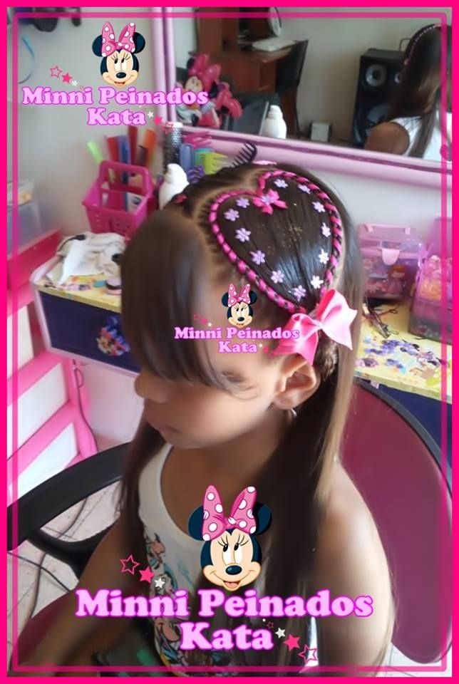 Peinados Infantiles Cursos Minnipeinadoskata Instagram Photos And
