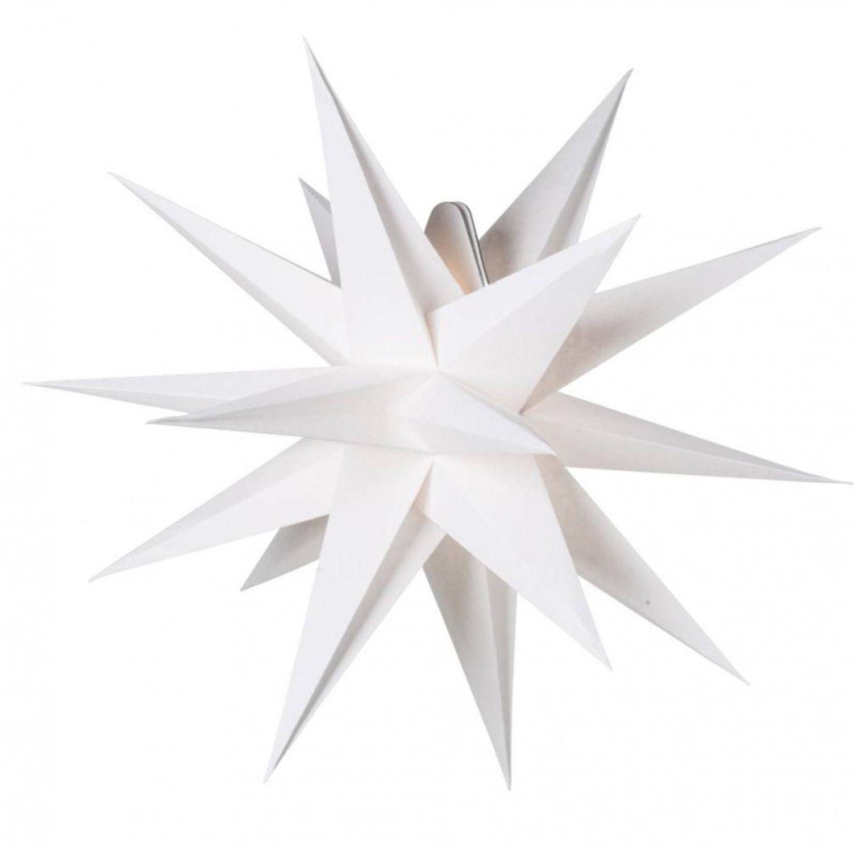 sputnik 60 julstjärna, vit i gruppen belysning / lampor
