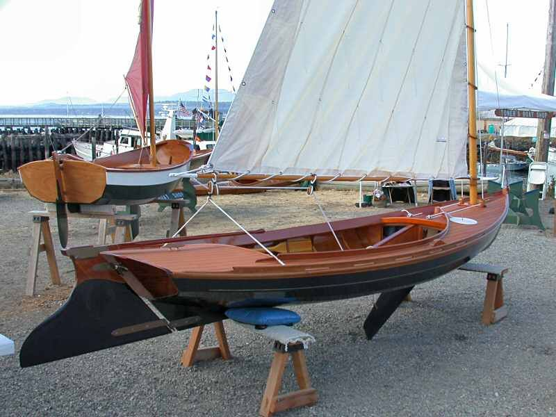 melonseed skiff american - Google Search | Toners Boat Shop in 2019 | Boat, Wooden sailboat ...