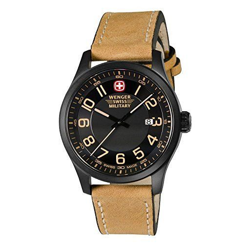 Wenger Swiss Military Terragraph Stainless Steel And