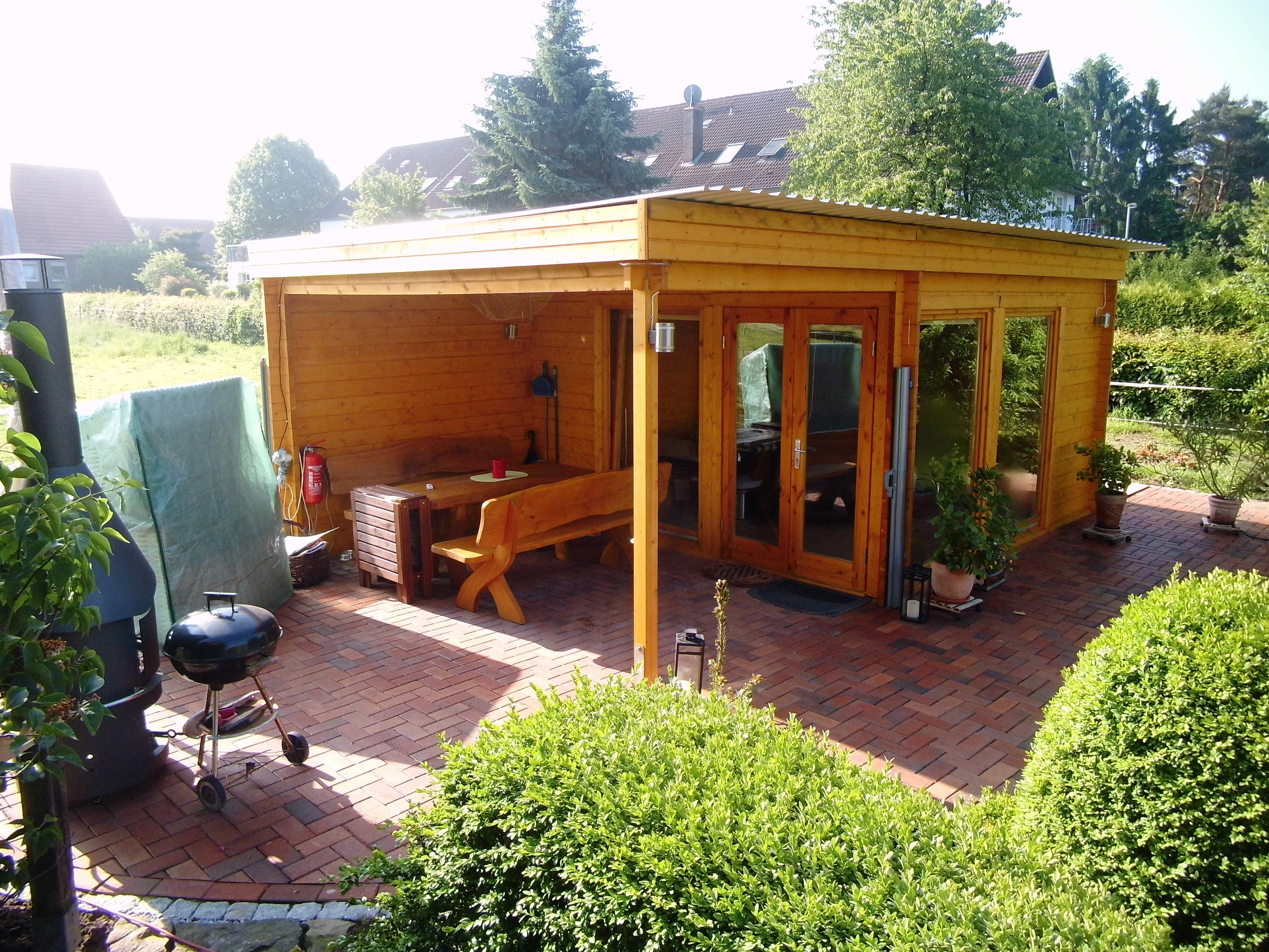Garten Sitzecke überdacht Gartengestaltung 12 Tipps Rund Um Die