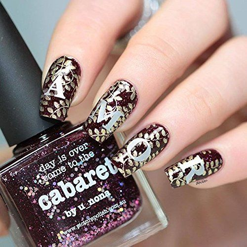 Cool nail art stickers