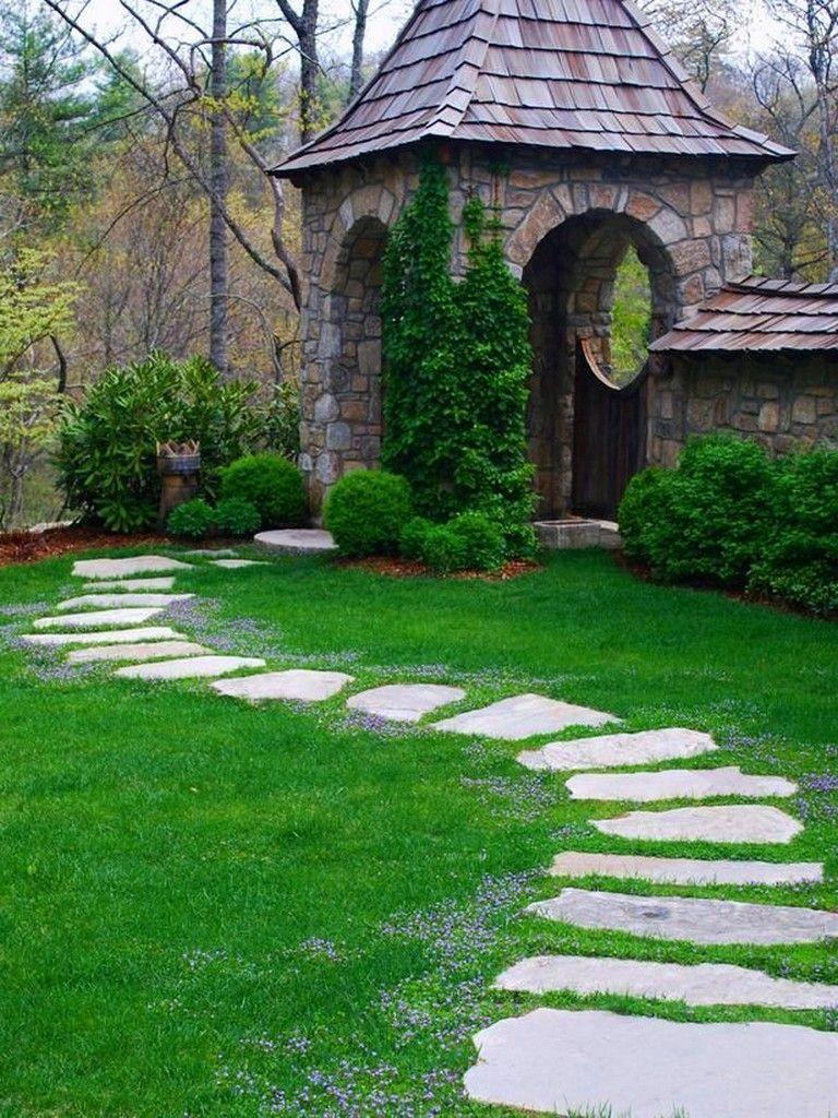 19 Exciting Garden Path Designs Ideas On A Budget Garden