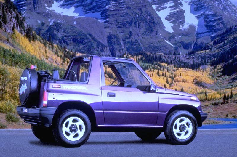 Geo Tracker Project Option Car Geo Car Images