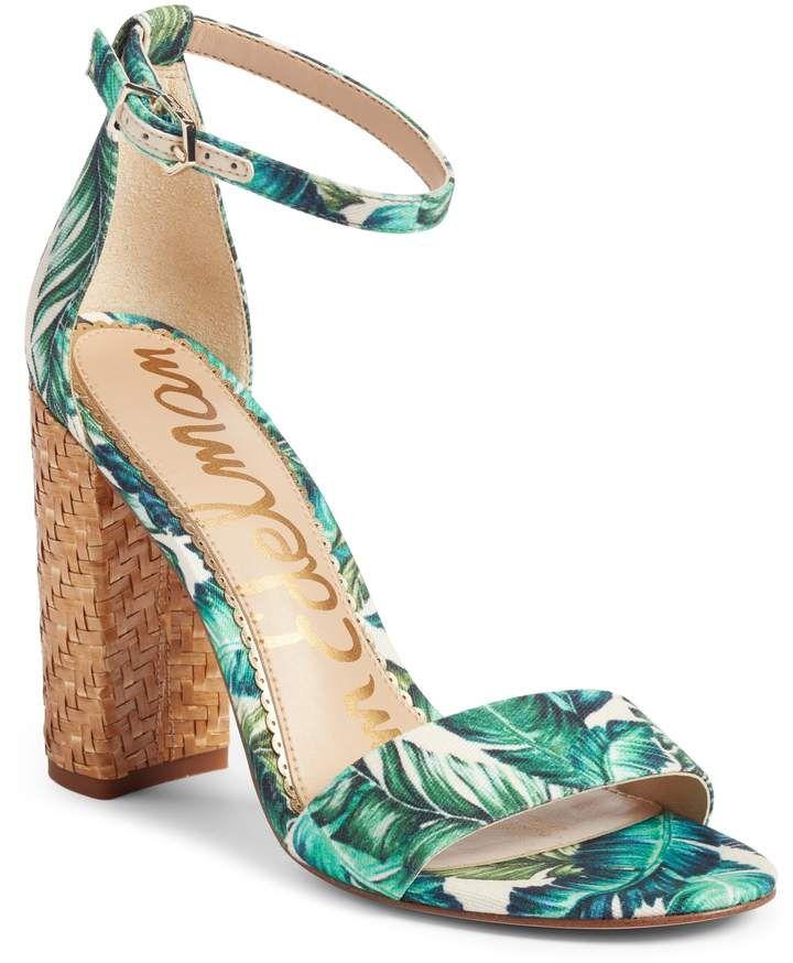 f9907de21893 Sam Edelman Yaro Ankle Strap Sandal