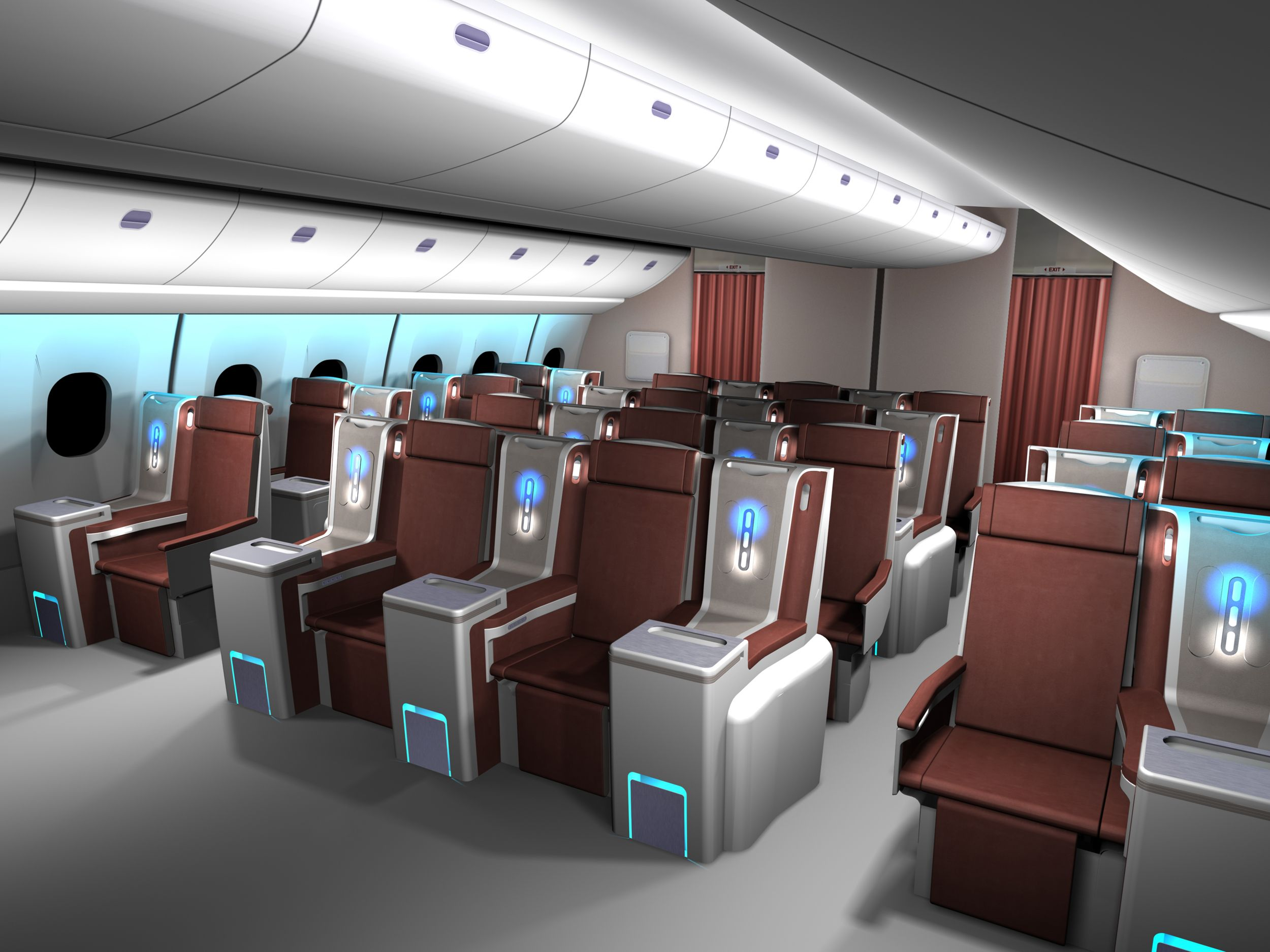 The Aircraft Cabin Interior Market Is Expected To Exceed More Than