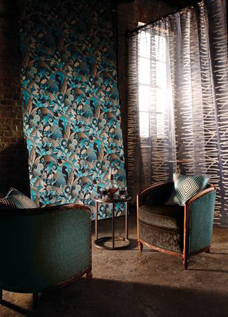 Fantasque Wallpaper from Osborne & Little - W6890-01 | E-motional ...