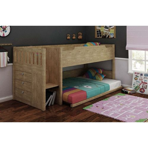 Bay Street Jade Low Bunk Bed