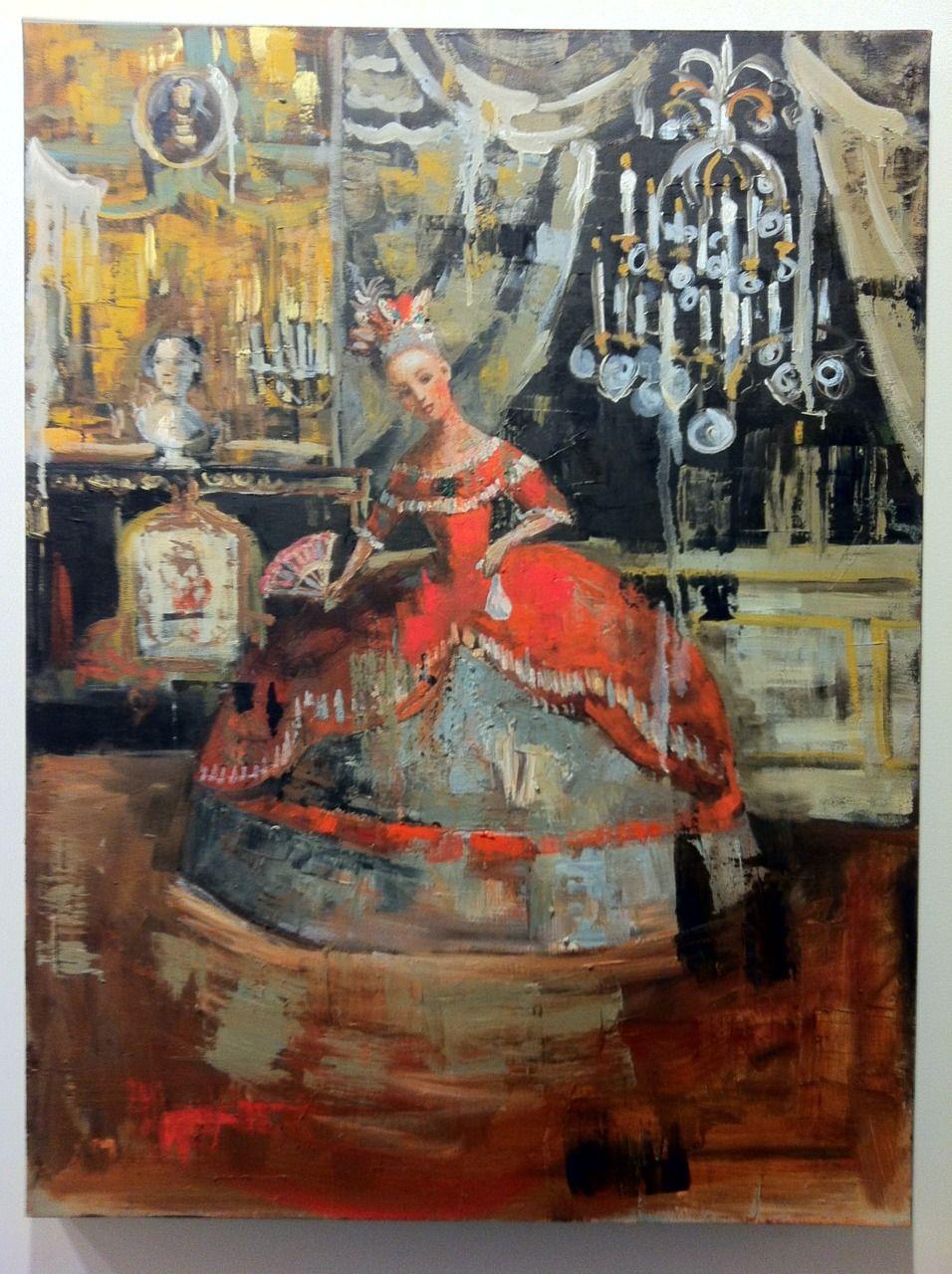 Rimi Yang - Contemporary Artist - Figurative Painting