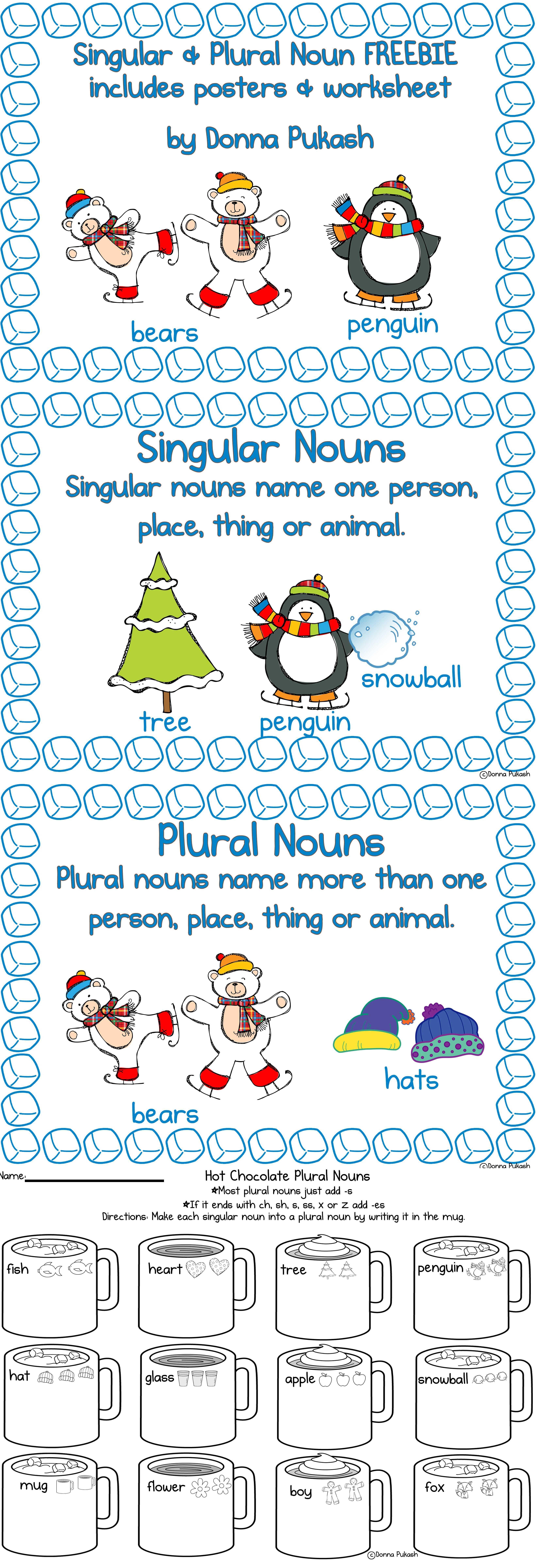 Hot Chocolate Singular Plural Nouns Freebie Singular And Plural Nouns Singular And Plural Plurals [ 9600 x 3300 Pixel ]