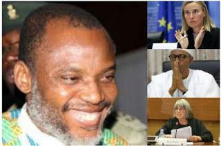 Welcome To CBL'S BLOG : Biafra: Finally Nnamdi Kanu gets 16