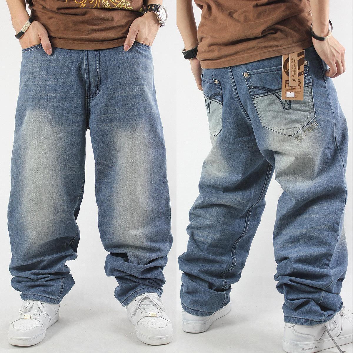Pantalons Amples Pantalones Anchos Hombre Ropa Moda Hombre
