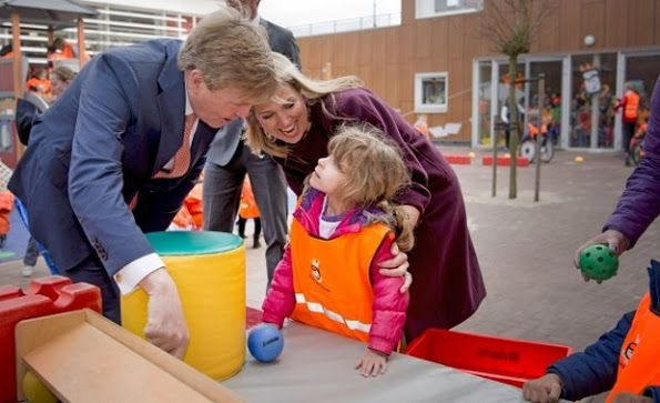 Queen Maxima & King Willem-Alexander at King Games 2016