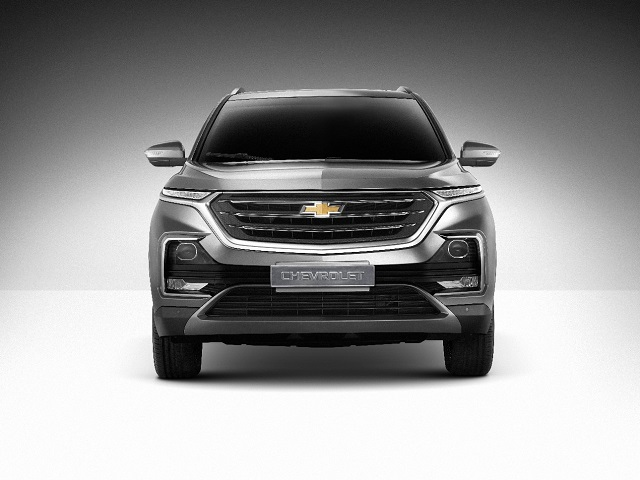 2020 Chevy Captiva Baojun 530 Review Mobil