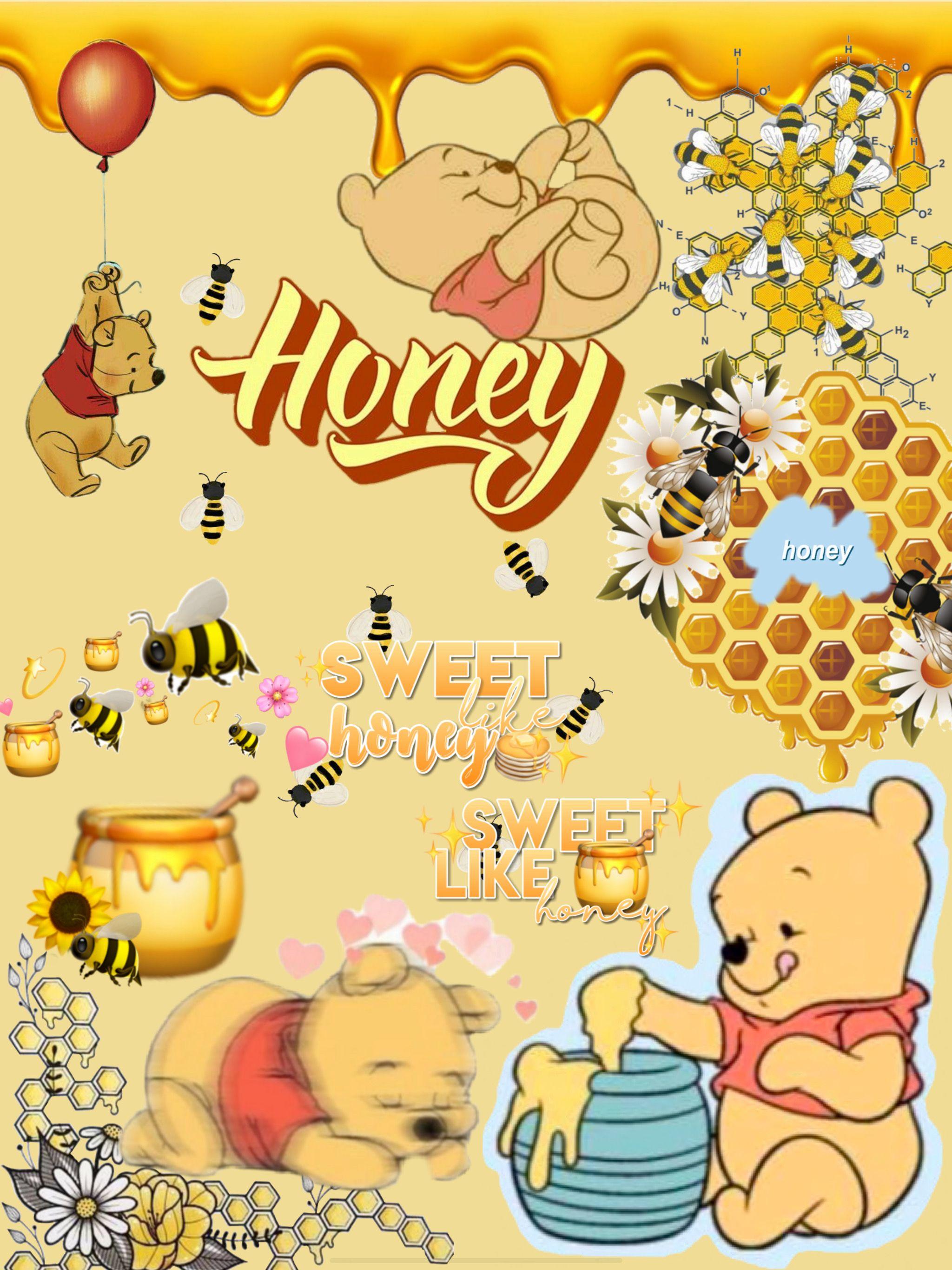 Yellow Wallpaper Yellow Wallpaper Winnie Wallpaper