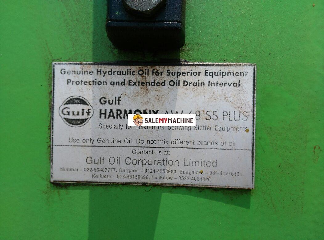 Used concrete pump sale in india at salemymachine com
