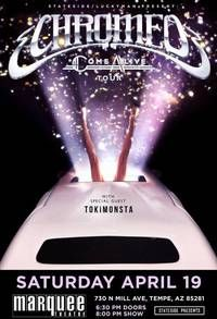 Win tickets to Chromeo live at Marquee Theatre in Tempe on Record Store Day!