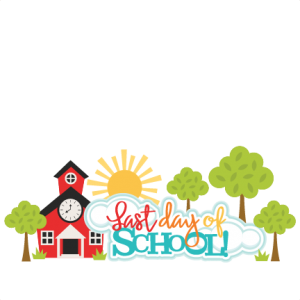 last day of school title available for free today only 5 28 17 rh pinterest com last day of school free clip art Last Day of School Sign
