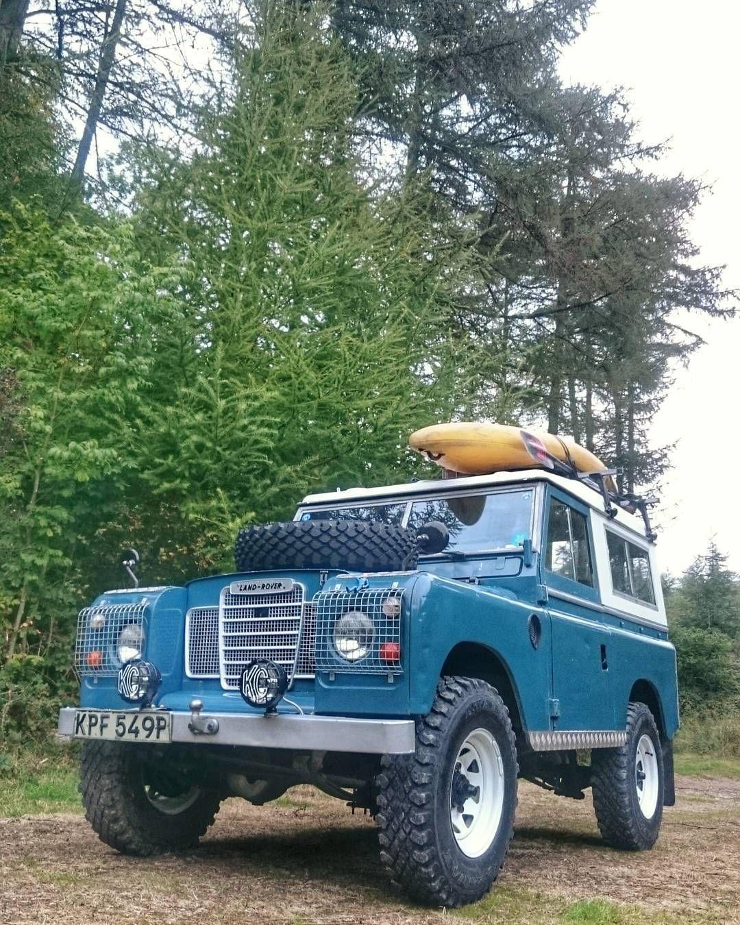Land Rover 88, Land