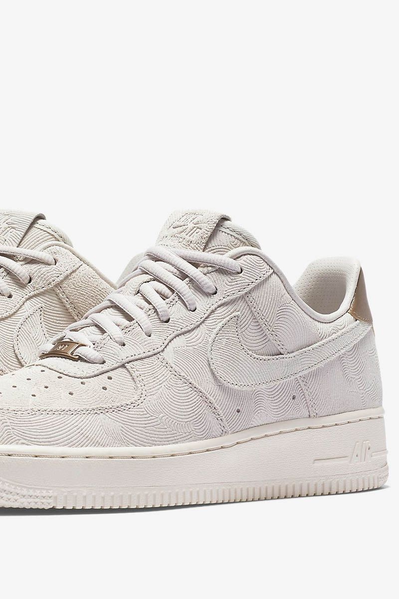 That dope looking pattern on premium suede! Nike Af1Fashion ...