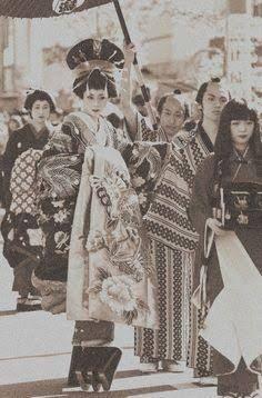 花魁 写真 当時」の画像検索結果 | 大正 美人, 江戸 写真, 歴史的な写真