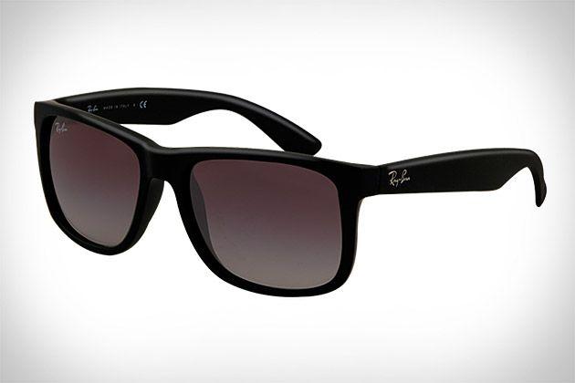 Ray-Ban Justin Sunglasses. I love these better than wayfarers ... 65b2e287f2