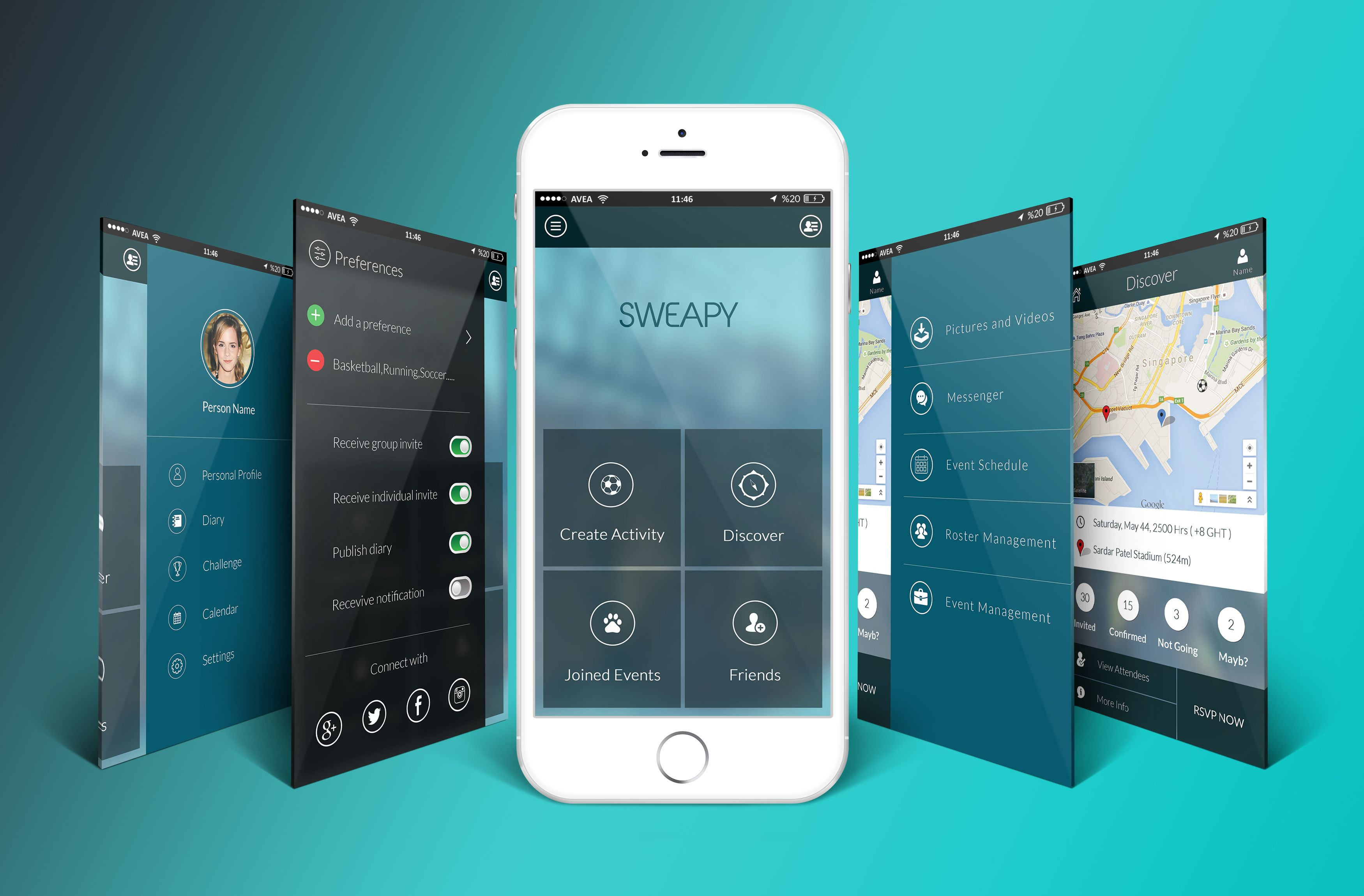 Application Design Mobile app development companies
