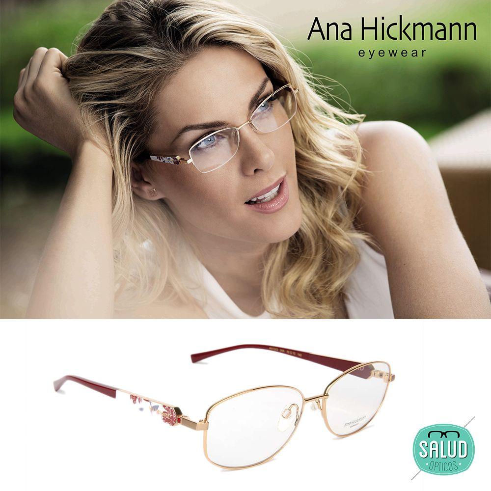 Ana Hickmann Entra Directamemente Como Diseñadora De Una Colección De Gafas Exclusiva Un Artículo De Lujo Al Alcance De Todos Clase Beauty Fashion Eyewear