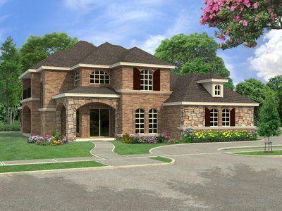House Plan 015 1215