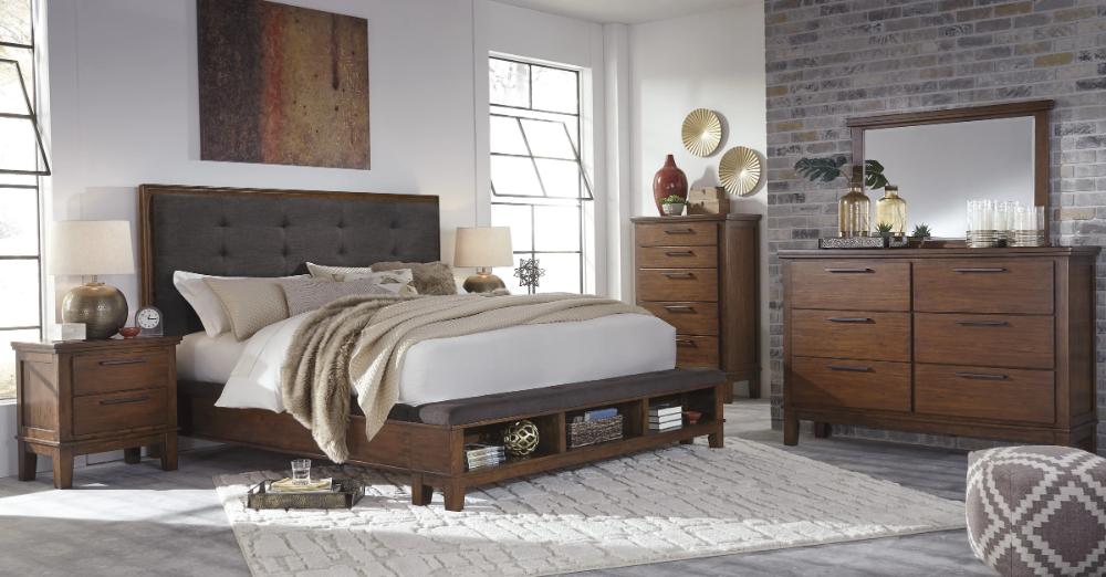Ralene Signature Design 5Piece Bedroom Set in 2020