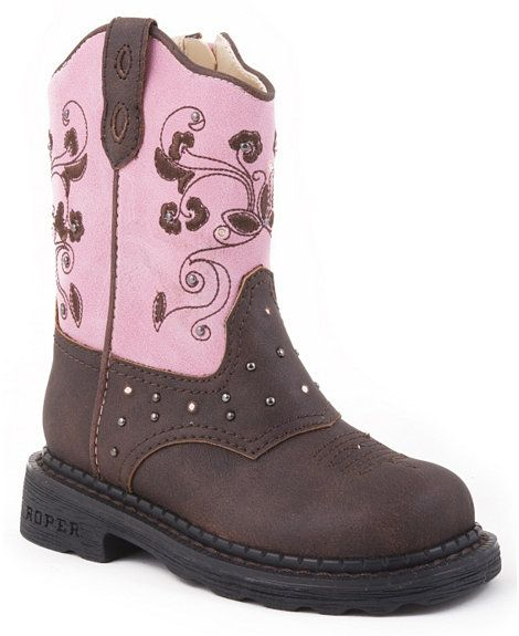 765791d724e Roper Infant Girls' Light Up Western Boots | Cowgirl Birthday Party ...