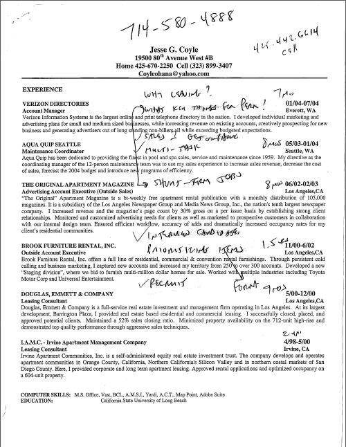 speech pathology graduate school resume