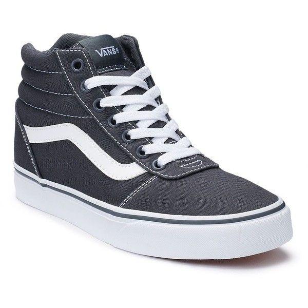 Vans Ward Hi Women's Canvas Skate Shoes
