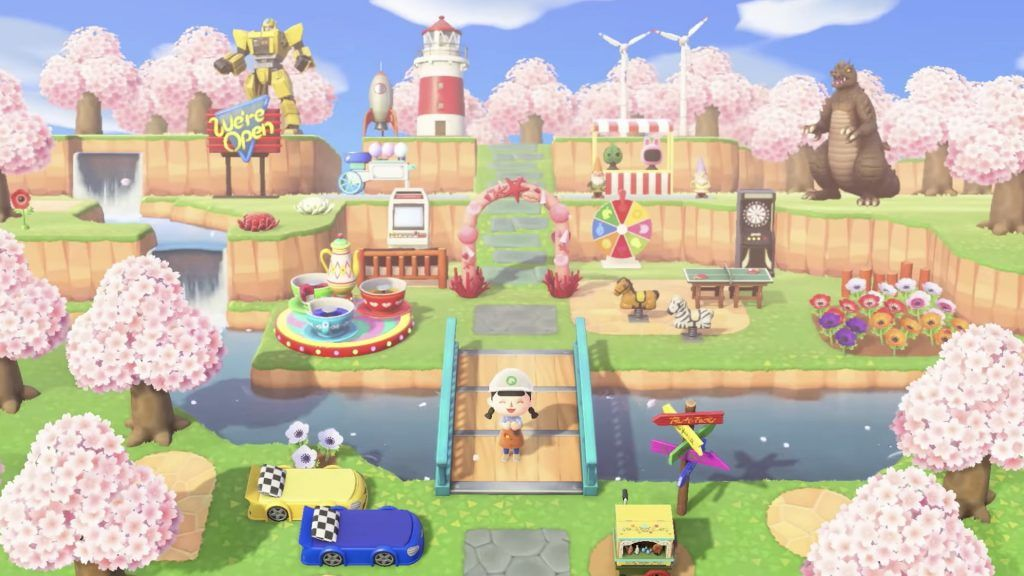 Animal crossing new horizons update 110 out on march
