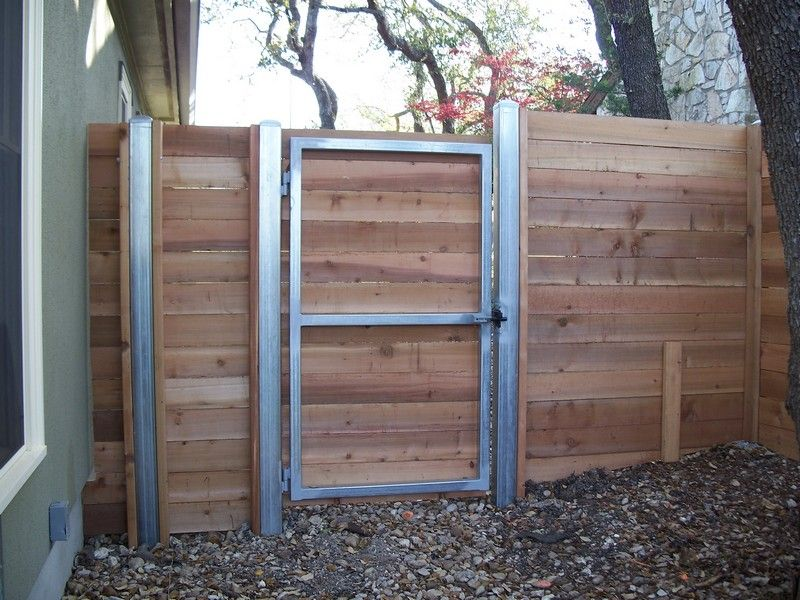 Wood Fences Gallery Fence Design Privacy Fence Designs Wood Gate